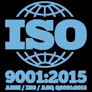 Logo Iso9001 2015 Ltblue