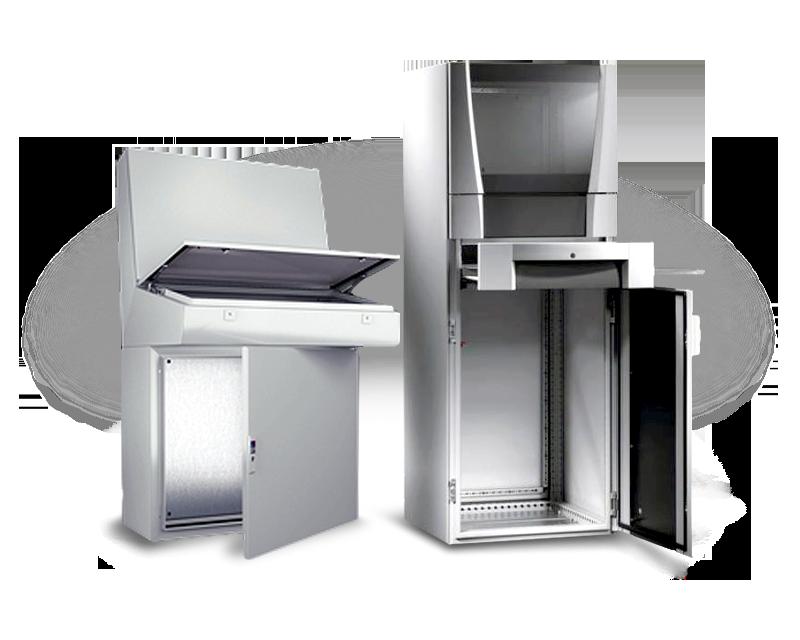 Enclosures Consoles Pc Enclosures Industrial Workstations