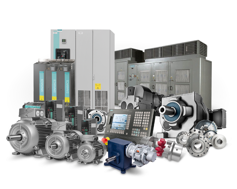 Drives, Motion & Motors - Electro-Matic Products