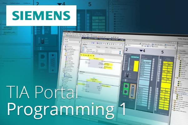 TIA Portal Programming 1