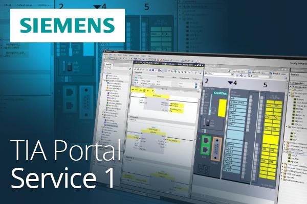 TIA Portal Service 1