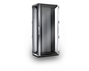Featured Image IT Infrastructure TS IT Network Server Enclosure Glazed Door IP 55 19in Mounting Frame