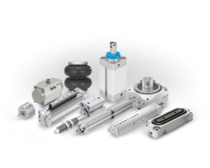 Fluid Power Actuators
