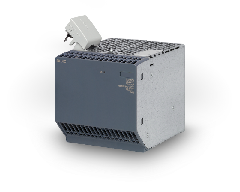 Automation Power Supplies SITOP Buf 8600 Buffer Modules