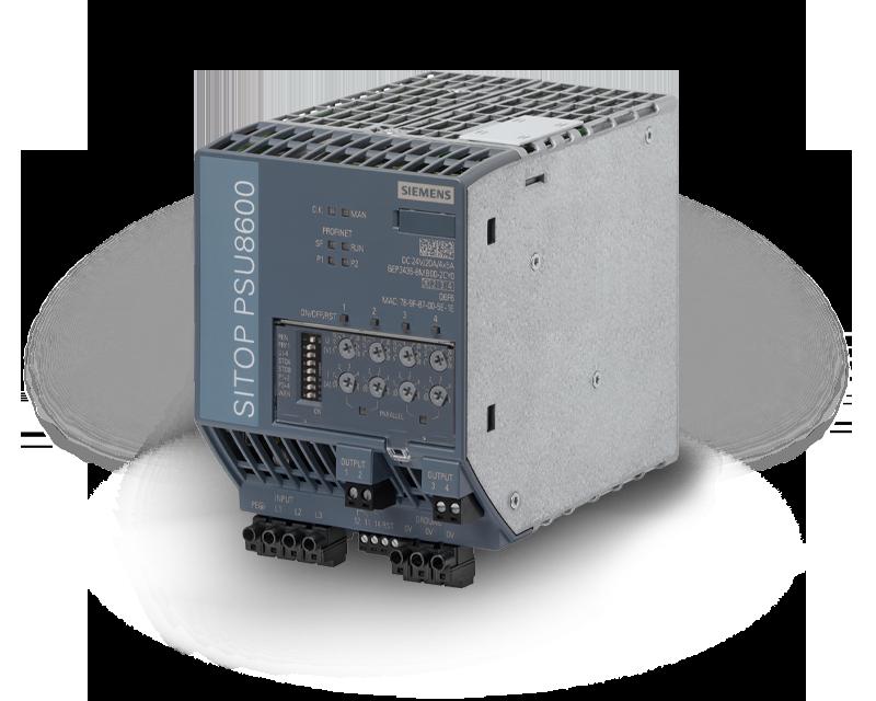 Automation Power Supplies SITOP Psu 8600 Base Units