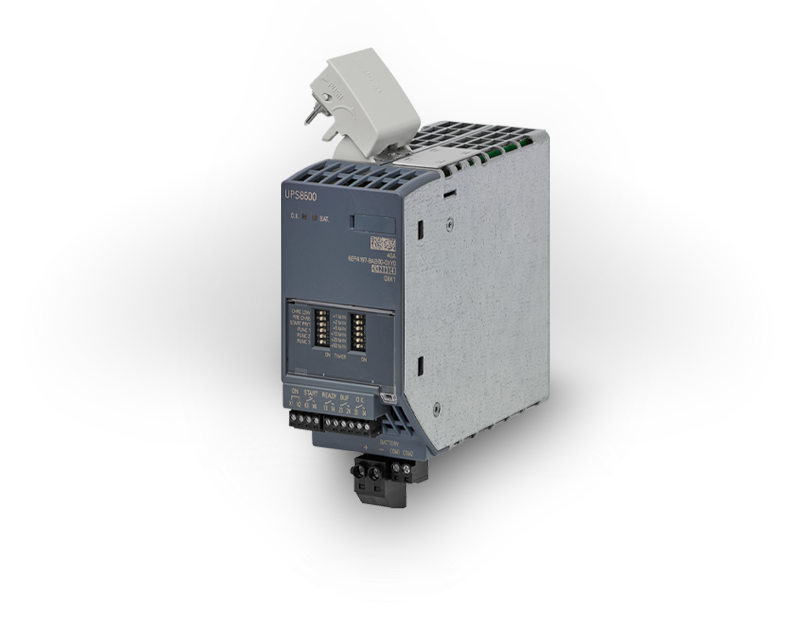 Automation Power Supplies SITOP Ups 8600 With Battery Module
