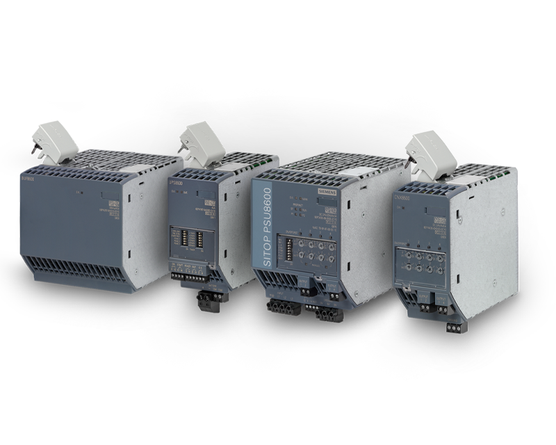 Featured Image Automation Power Supplies SITOP PSU8600